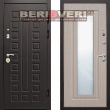 Металлическая дверь Геркон Сенатор Зеркало