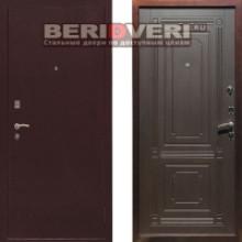 Металлическая дверь REX 1 Венге