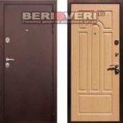 Металлическая дверь REX 5A Антик Дуб