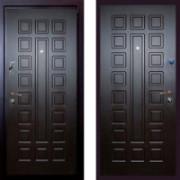 Металлическая дверь Art-Lock 4G 16 Венге