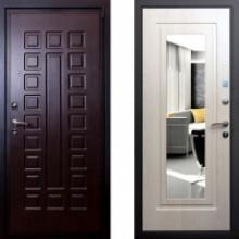 Металлическая дверь Art-Lock 4АЗ Беленый Дуб