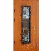 Металлическая дверь СТРАЖ Lattise Мелодия