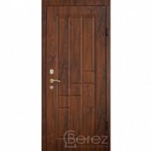 Металлическая дверь СТРАЖ Berez Plus Б-23 VINORIT
