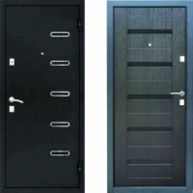 Металлическая дверь Стоп Понте Венге