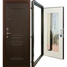 Металлическая дверь Art-Lock 46 зеркало