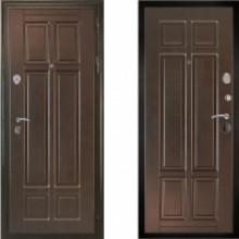 Металлическая дверь Дива МД-07 Венге