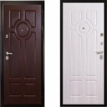 Металлическая дверь Дива МД-07 Сандал Белый