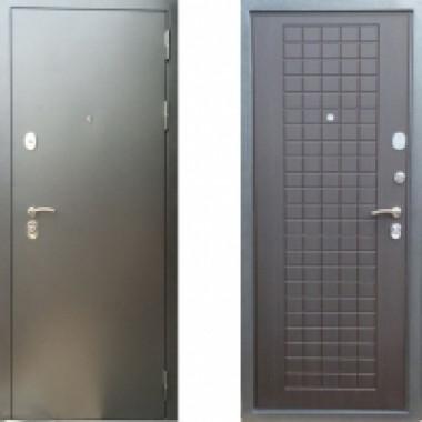 Металлическая дверь Дива МД-26 Венге