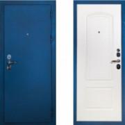 Металлическая дверь Сударь-4 CISA Синий