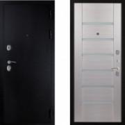 Металлическая дверь Дива МД-05 Беленый Дуб