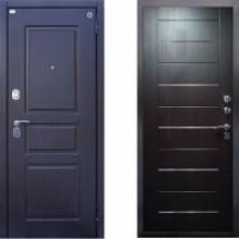 Металлическая дверь Аргус Стиль ДА-42 молдингами