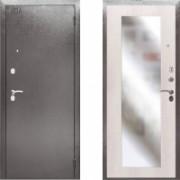 Металлическая дверь Аргус ДА-17/3 с зеркалом