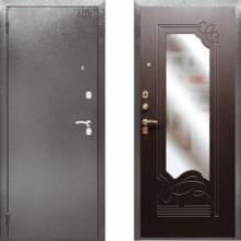 Входная металлическая дверь с зеркалом Аргус ДА-6