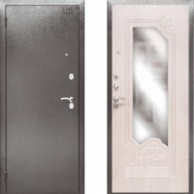 Входная металлическая дверь с зеркалом Аргус ДА-8