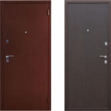 Металлическая дверь Престиж Стандартная Венге