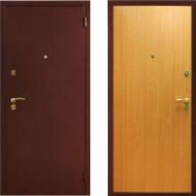 Металлическая дверь Престиж Стандартная Миланский орех