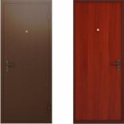 Металлическая дверь Промет BMD-1 Итальянский Орех