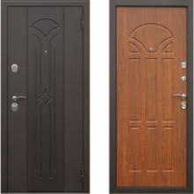 Металлическая дверь АСД Агата 2 Береза