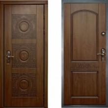 Металлическая дверь BelDoorss Круг