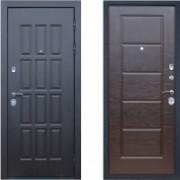 Металлическая дверь Престиж Фортуна Венге