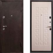 Металлическая дверь Йошкар Беленый Дуб