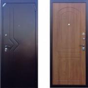 Металлическая дверь Комфорт 2/Б1 (f031) Ольха