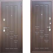 Металлическая дверь Комфорт 3/Б1 (f007) Венге