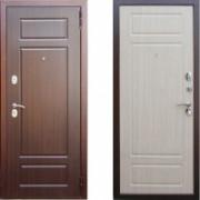 Металлическая дверь Комфорт 3/Б1 (f030) Белый венге