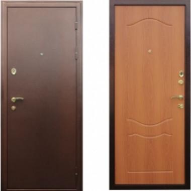Металлическая дверь АСД Триумф Итальянский орех