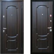 Металлическая дверь BelDoorss Триумф Орех