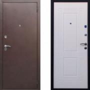 Металлическая дверь СТОП Бастион Беленый дуб