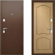 Металлическая дверь Вардо Натали Дуб