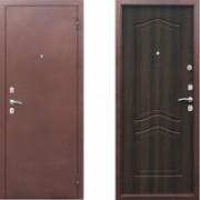 Металлическая дверь СТОП Гарда Венге
