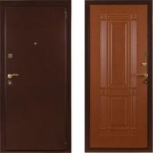 Входная металлическая дверь в квартиру СТОП Бастион Клен