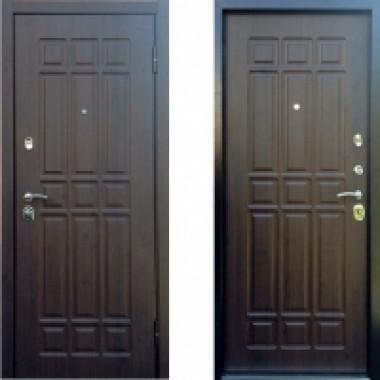 Металлическая дверь СТОП Квадро