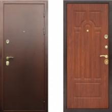 Металлическая дверь АСД Прометей Орех