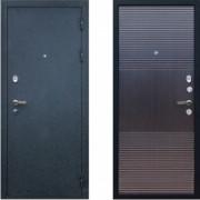 Металлическая дверь Престиж Слалом Венге