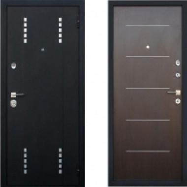 Металлическая дверь Престиж Агат Венге