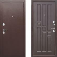 Входная металлическая дверь в квартиру Атлант Престиж Венге