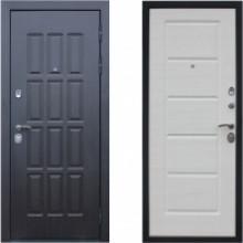Металлическая дверь Престиж Фортуна Беленый Дуб