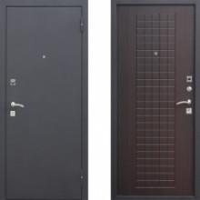Входная металлическая дверь в квартиру Атлант Триумф Венге