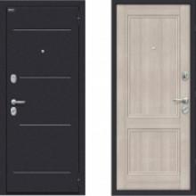 Металлическая дверь Оптим Класс Капучино