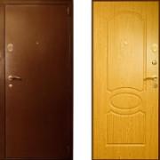 Металлическая дверь Art-Lock 2 Дуб