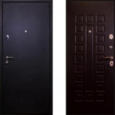 Металлическая дверь Art-Lock 3 Венге