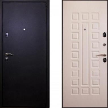 Металлическая дверь Art-Lock 3 Беленый дуб