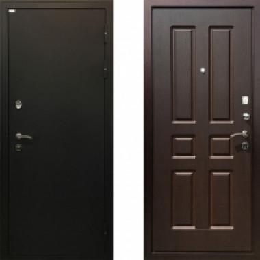 Металлическая дверь Ратибор Комфорт Орех Премиум