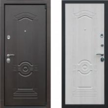 Металлическая дверь Престиж Гермес Беленый Дуб