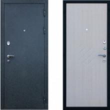 Металлическая дверь АСД Слалом К Беленый дуб