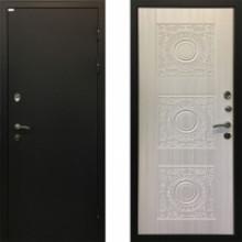 Металлическая дверь Ратибор Спарта Жемчуг Белый