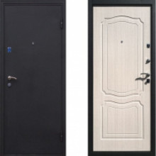 Металлическая дверь Стоп Классик Беленый Дуб